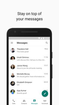 Google Voice скриншот 2