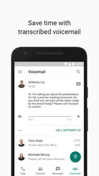 Google Voice screenshot 3