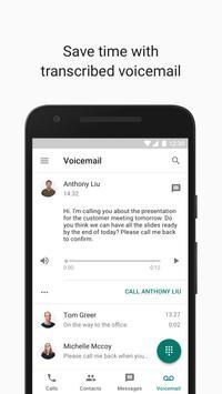 Google Voice скриншот 3