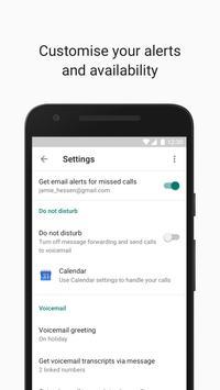 Google Voice скриншот 4