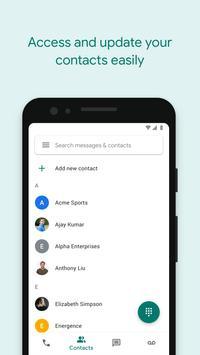 Google Voice ảnh chụp màn hình 4