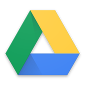 Google Drive icono