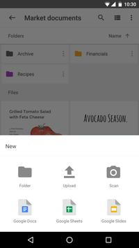 Google Drive تصوير الشاشة 3