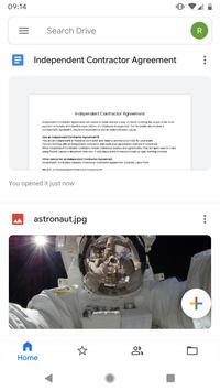 Google Drive Cartaz