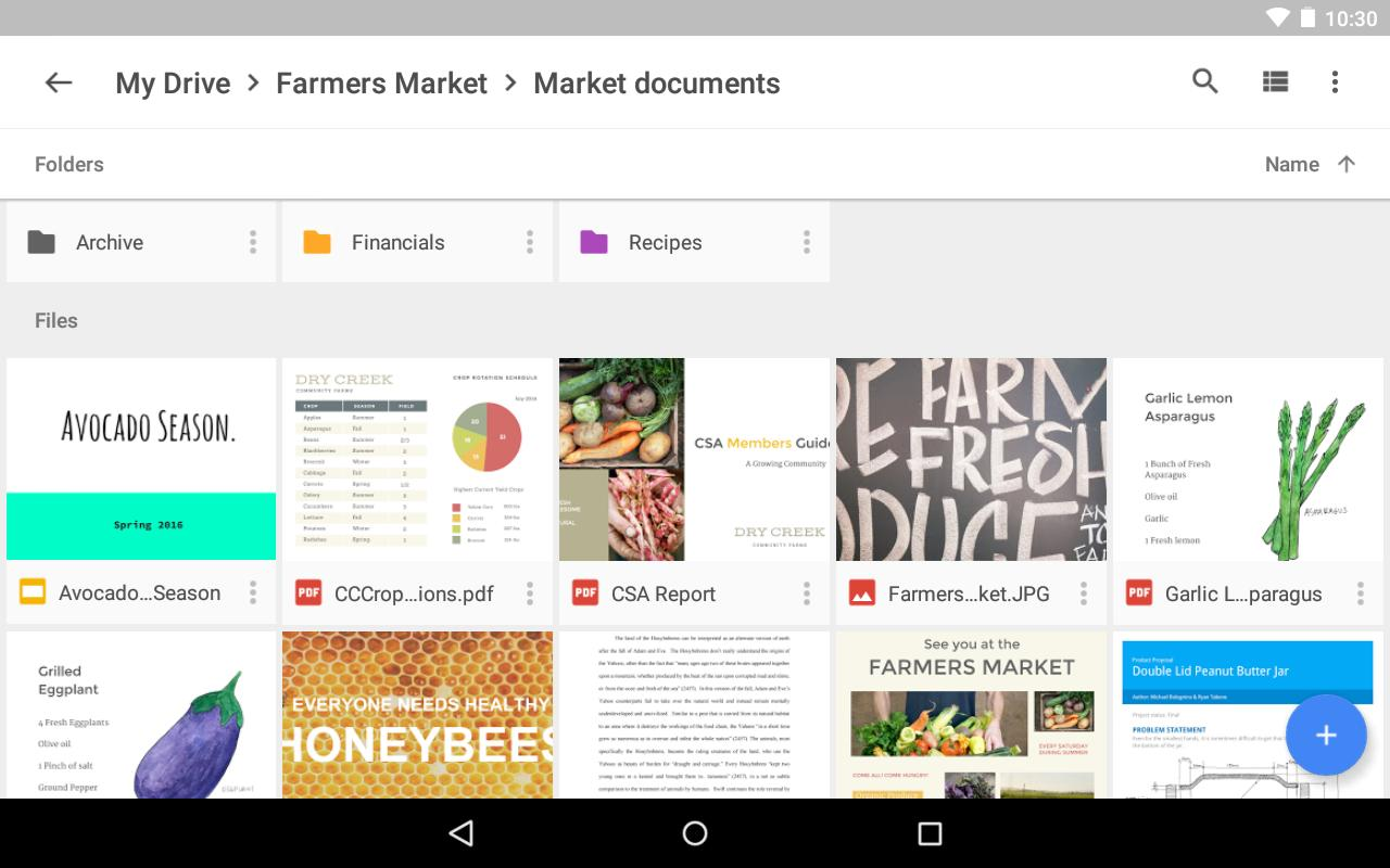 Google Drive for Android - APK Download
