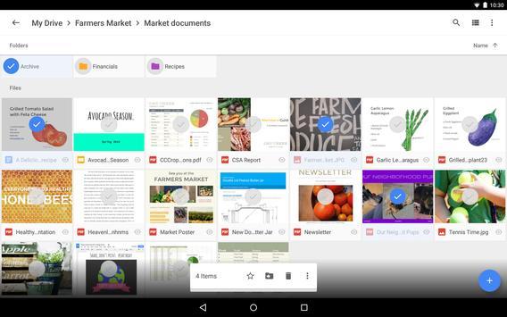Google Drive captura de pantalla 8