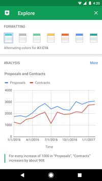 Google Sheets screenshot 3