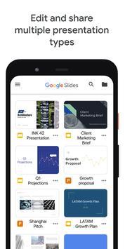 العروض التقديمية من Google تصوير الشاشة 3