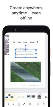 العروض التقديمية من Google تصوير الشاشة 4