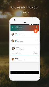 Trusted Contacts screenshot 2