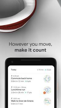 Google Fit: Theo dõi hoạt động và sức khỏe ảnh chụp màn hình 3