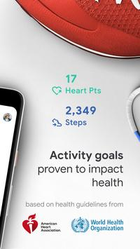 Google Fit: Health and Activity Tracking screenshot 1