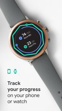 Google Fit: Theo dõi hoạt động và sức khỏe ảnh chụp màn hình 4