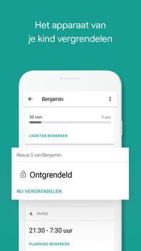 Google Family Link voor kinderen en tieners screenshot 4