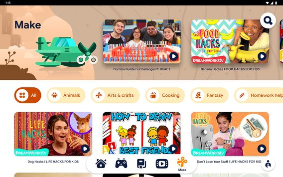 Google Kids Space syot layar 13