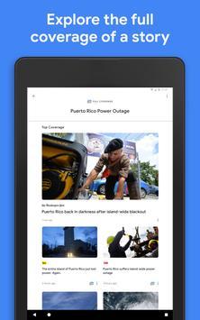 أخبار Google تصوير الشاشة 6