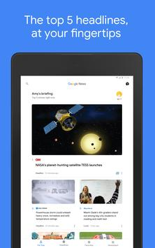 Google Nieuws screenshot 6