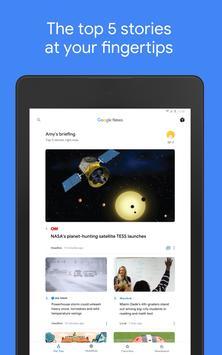 Google समाचार - स्थानीय और दुनिया भर के समाचार स्क्रीनशॉट 11