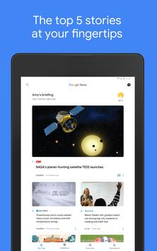 Google News screenshot 6