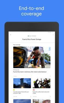 Google समाचार - स्थानीय और दुनिया भर के समाचार स्क्रीनशॉट 12