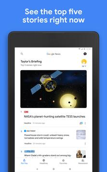 Google News screenshot 8