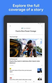 أخبار Google تصوير الشاشة 9