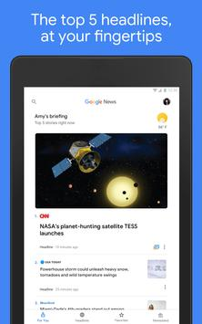 Google Nieuws screenshot 11