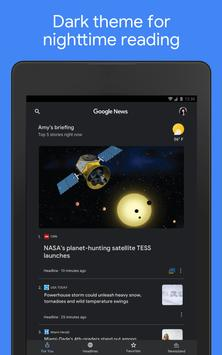 Google Nieuws screenshot 15