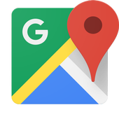 Maps ícone