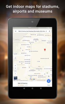 خرائط تصوير الشاشة 23