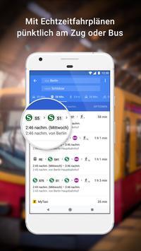 Google Maps – Navigation und Nahverkehr Screenshot 1