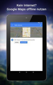Google Maps – Navigation und Nahverkehr Screenshot 21