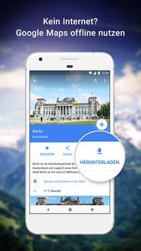 Google Maps – Navigation und Nahverkehr Screenshot 5