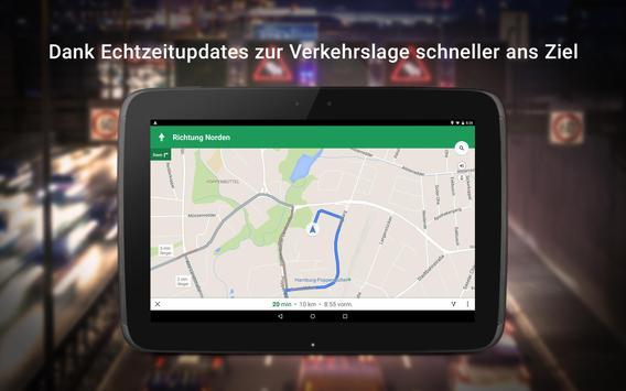 Google Maps – Navigation und Nahverkehr Screenshot 8