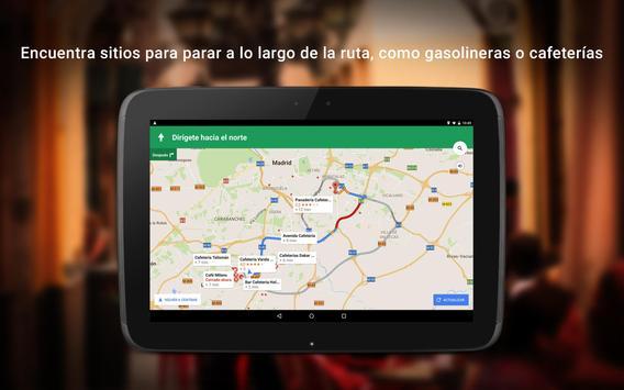 Maps captura de pantalla 10