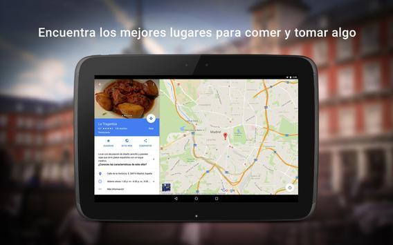 Maps captura de pantalla 11