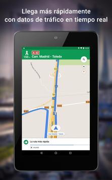 Maps captura de pantalla 16