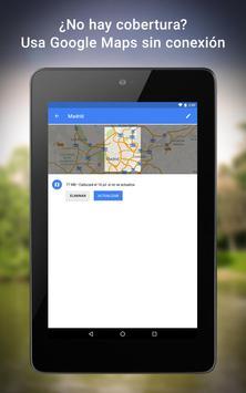 Maps captura de pantalla 21