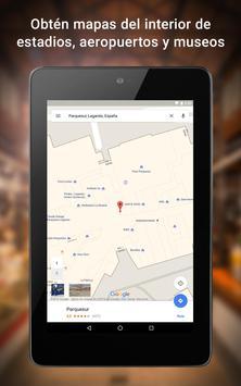Maps captura de pantalla 23