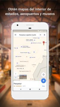 Maps captura de pantalla 7