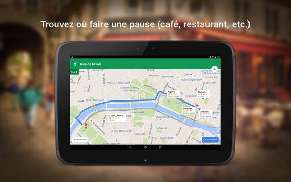 Google Maps capture d'écran 18