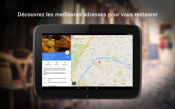 Google Maps capture d'écran 19