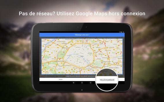 Google Maps capture d'écran 21