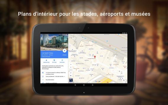 Google Maps capture d'écran 23