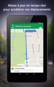 Google Maps capture d'écran 8