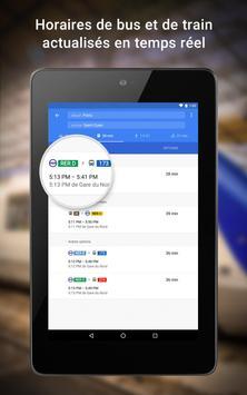 Google Maps capture d'écran 9