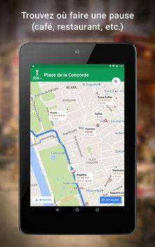 Google Maps capture d'écran 10