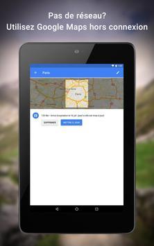 Maps capture d'écran 21