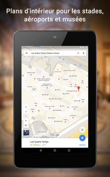 Maps capture d'écran 23