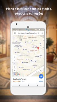 Maps capture d'écran 7